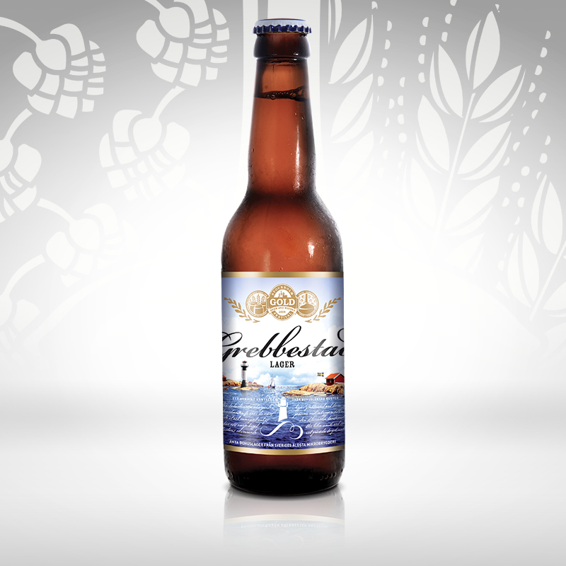 Lager 5,0 % 33 cl