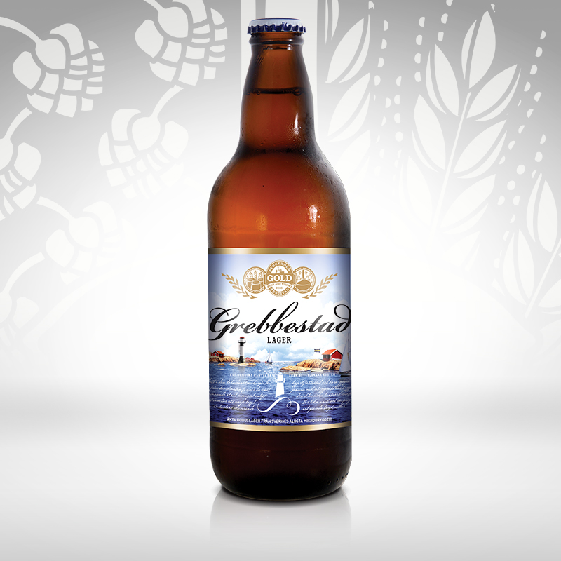 Lager 3,5 % 50 cl